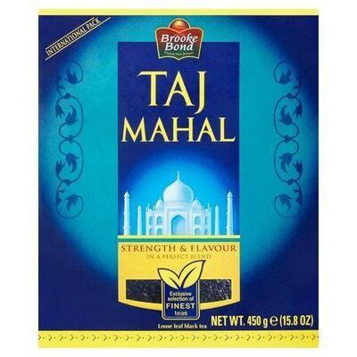 Taj Mahal Tea Brook Bond 24 x 450 g