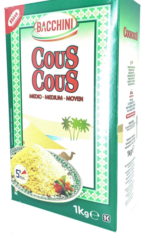 Bia Bacchini Couscous Mittle 10 x 1 kg