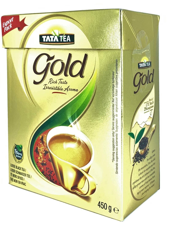 Tata Gold Tea 16 x 450 g