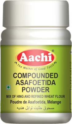 Aachi Asafoetida Powder 10 x 50 g
