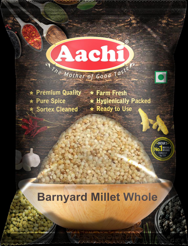 Aachi Barnyard Millet 10 x 1 kg