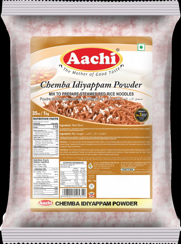Aachi Chamba Idiyappam Powder 10 x 1 kg