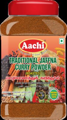 Aachi Jaffna Curry Pwd. 8  x 900g+ 8 Biryani