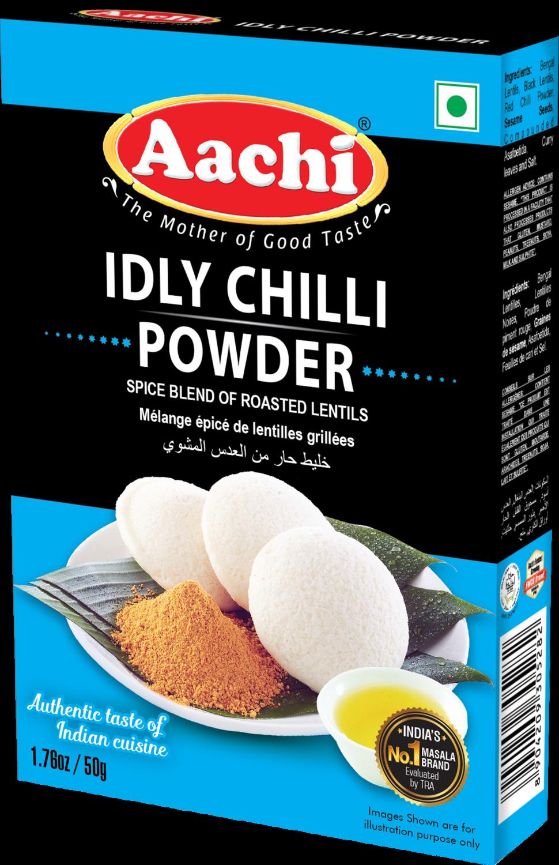 Aachi Idly Chilli Powder 12 x 50 g