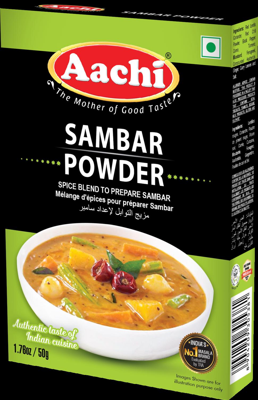 Aachi Sambar Powder 12 x 50g