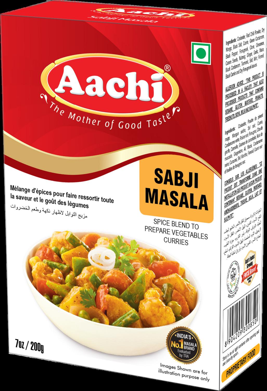 Aachi Sabji Masala 10 x 200 g