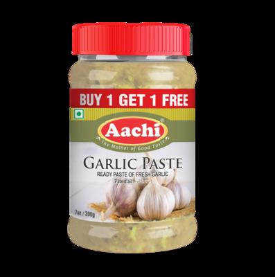 Aachi Garlic Paste** 30 x 200 g