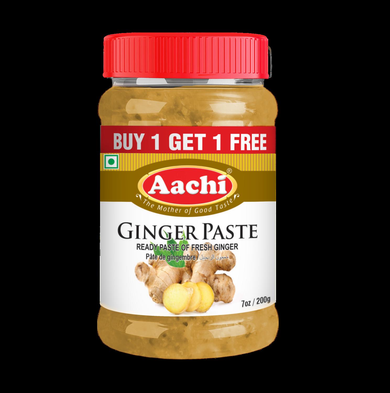 Aachi Ginger Paste** 30 x 200 g