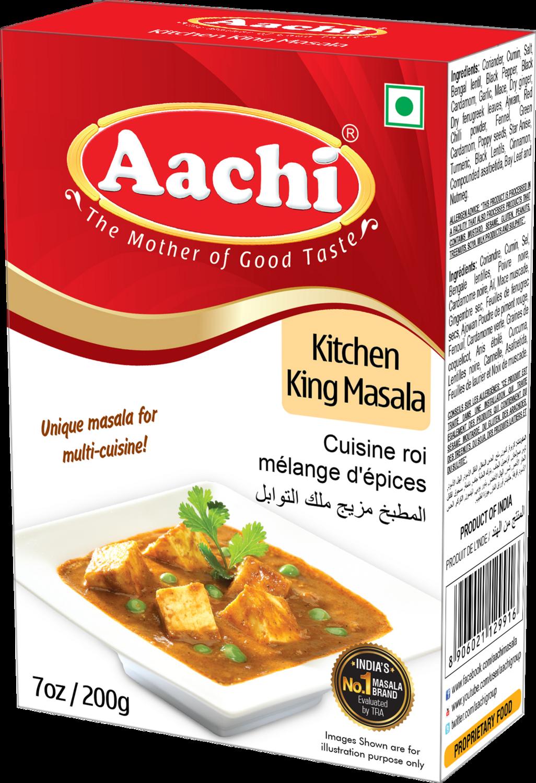 Aachi Kitchen King Masala 10 x 200 g