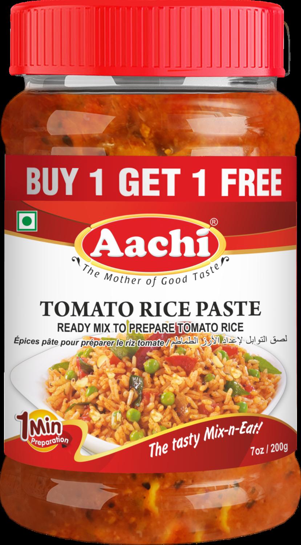 Aachi Tomoto Rice Paste** 30 x 200 g