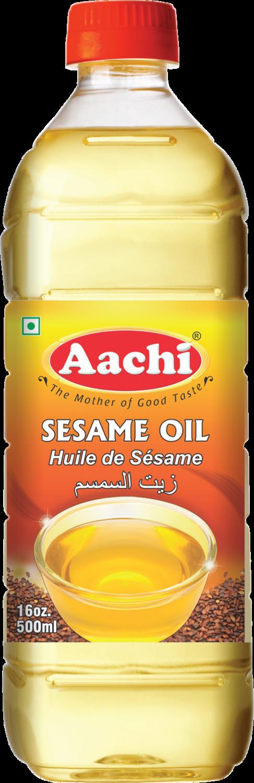 Aachi Sesame Oil 12 x 500ml