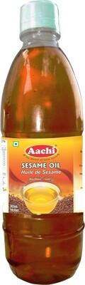 Aachi Sesame Oil 6 x 1L