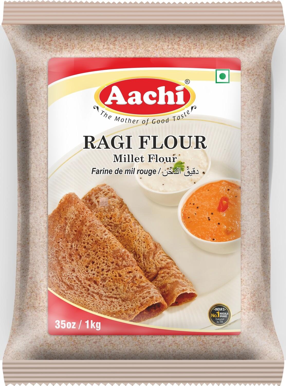 Aachi Ragi Flour 10 x 1 kg
