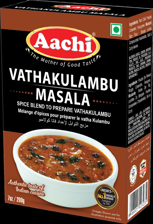 Aachi Vattakulambu Masala 10 x 200 g