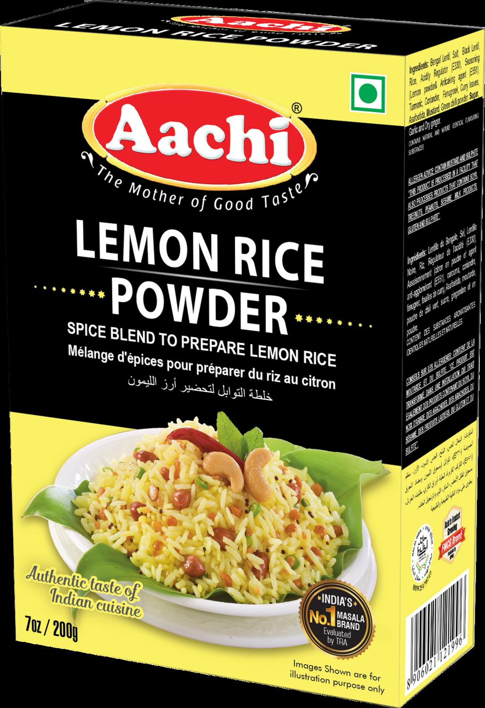 Aachi Lemon Rice Powder 10 x 200 g