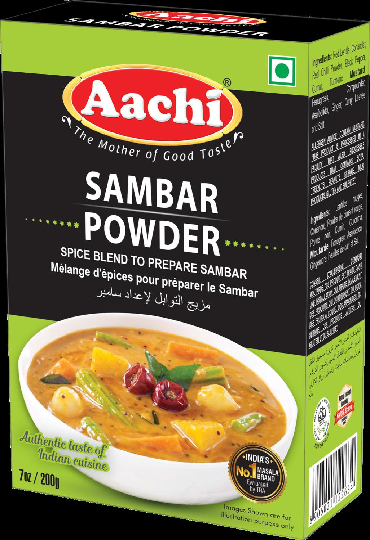 Aachi Sambar Powder 10 x 200 g