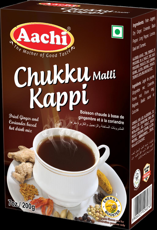 Aachi Chuku Malli 10 x 200 g