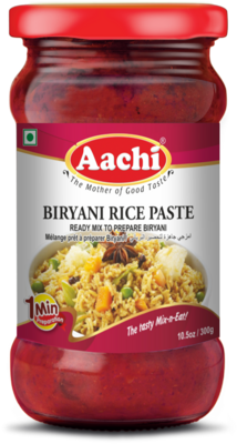 Aachi Biryani Rice Paste 24 x 300g