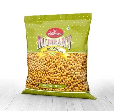 Haldiram Boondi Plain 10 x 200 g