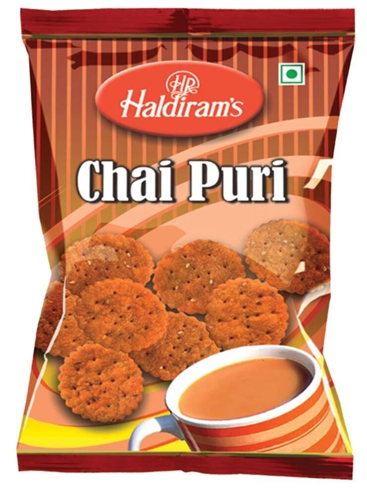 Haldiram Chai Puri 10 x 200 g