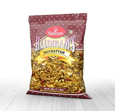 Haldiram Navrattan Mix 10 x 200 g