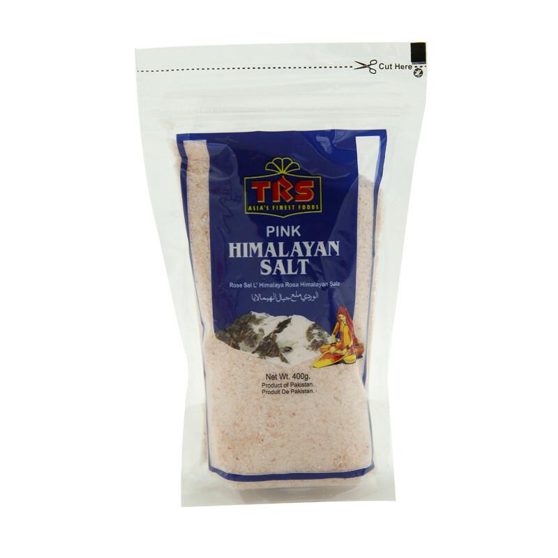 TRS Himalayan Pink Salt  20 x 400 g