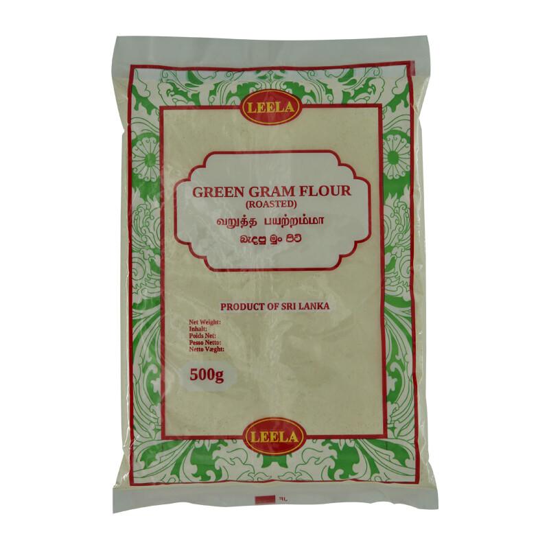 Leela Green Gram Flour- Roasted 20 x 500 g