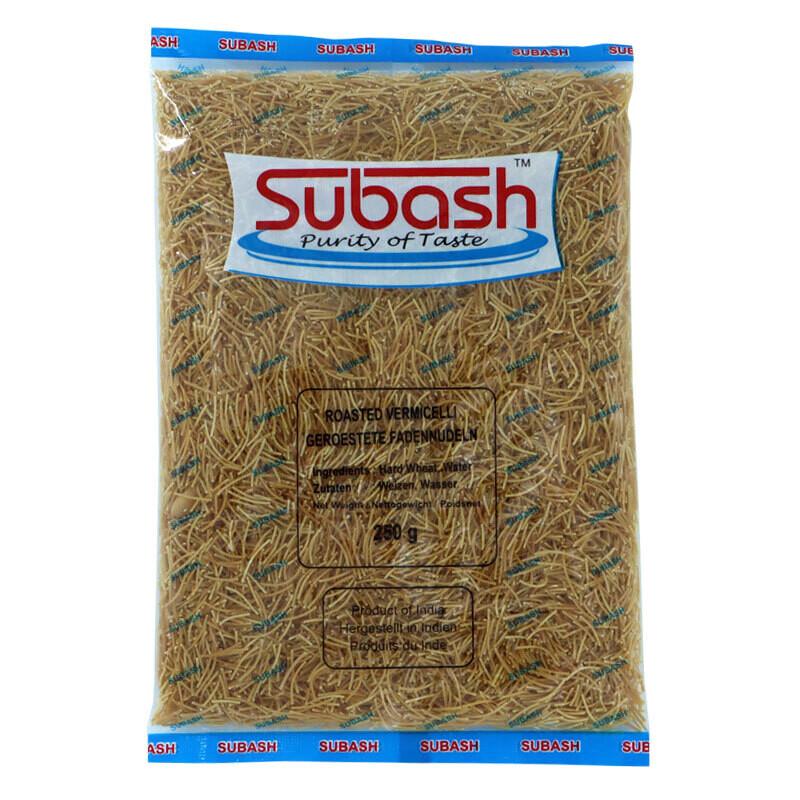 Subash Vermicelli Roasted 48 x 250 g