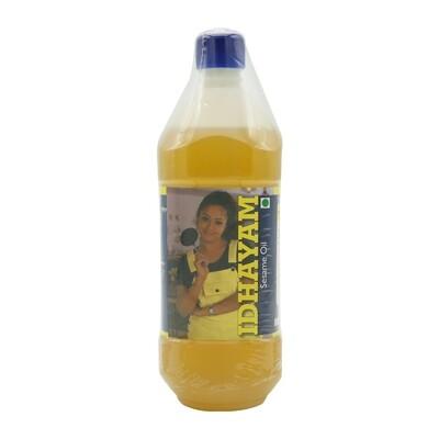 Idhayam Sesame Oil 10 x 1 L