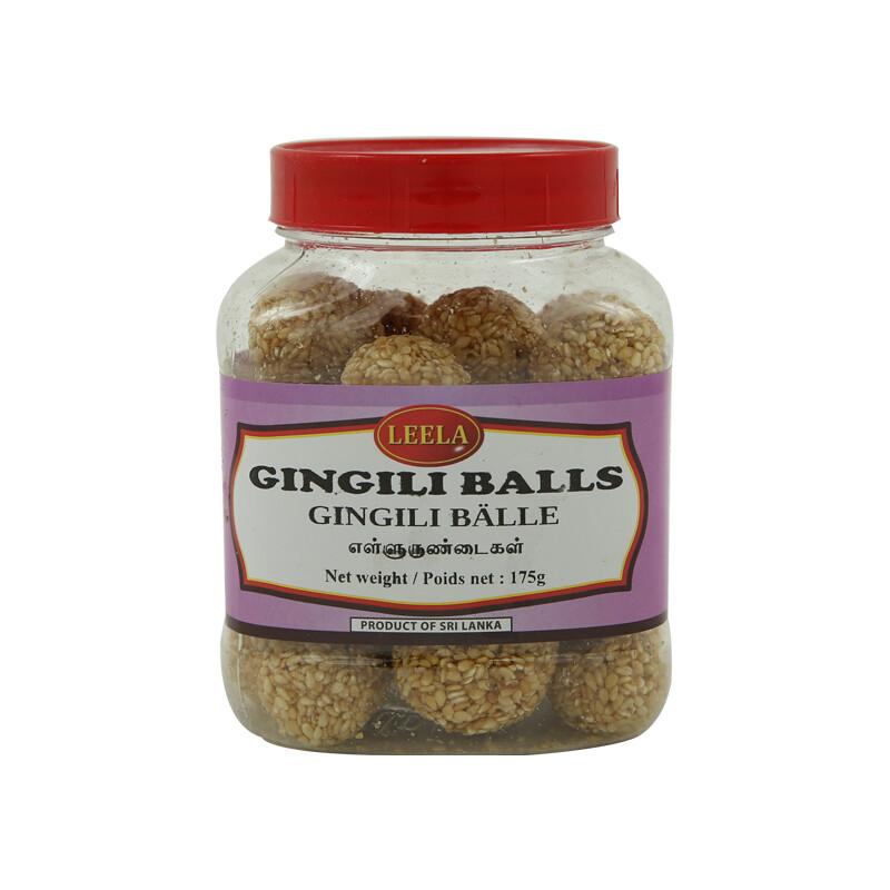 Leela Gingilly Balls 40 x 175 g