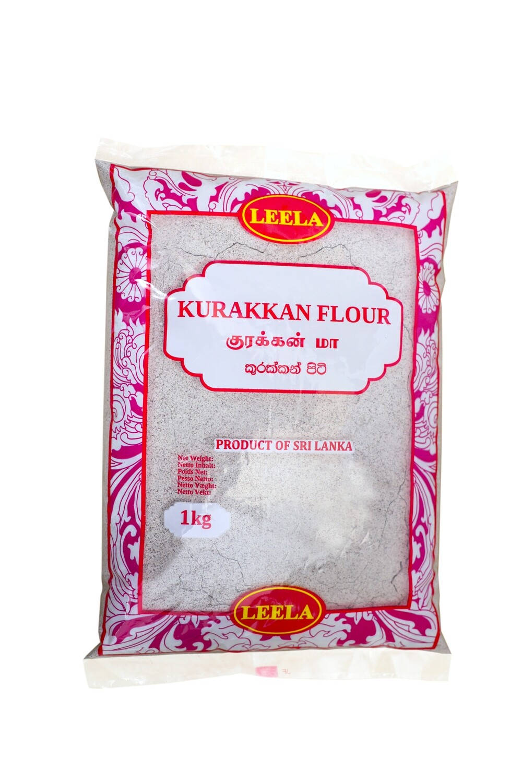 Leela Kurakkan Flour 20 x 1 kg