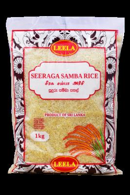 Leela Suduru/Seeraga Samba 20 x 1 kg