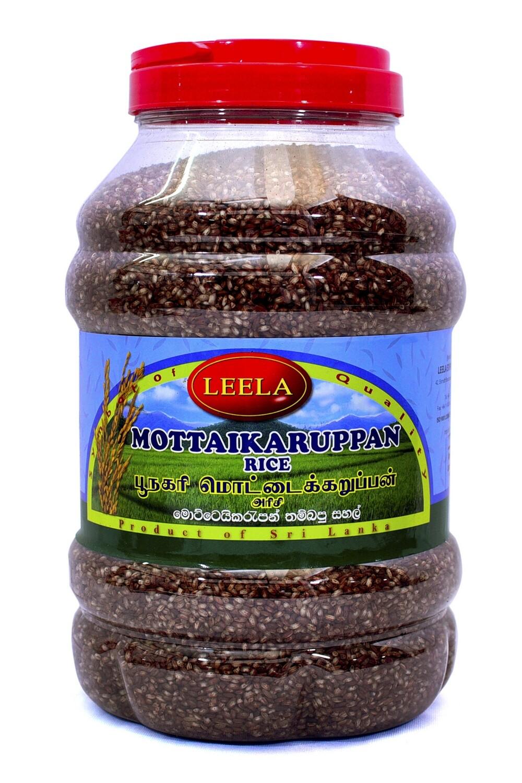Leela Mottakaruppan Bottle 4 x 5 kg