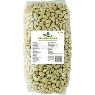 Afroase Arachide Peanut White 10 x 1 kg