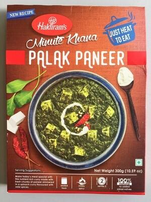 Haldiram Palak Paneer 10 x 300 g