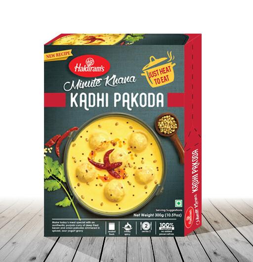 Haldiram Kadhi Pakora 10 x 300 g