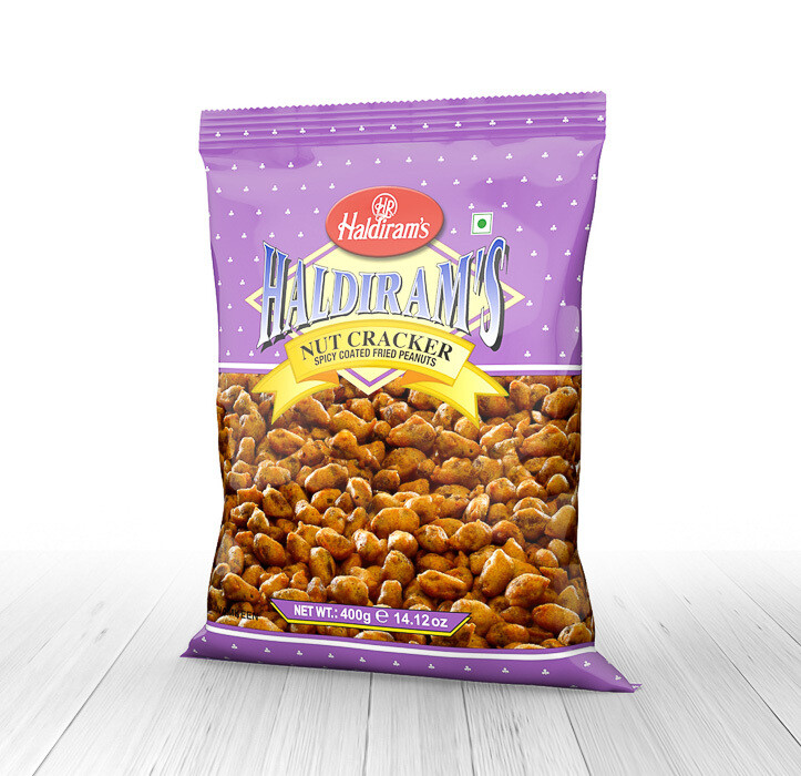 Haldiram Nutt Cracker Mix 10 x 200g