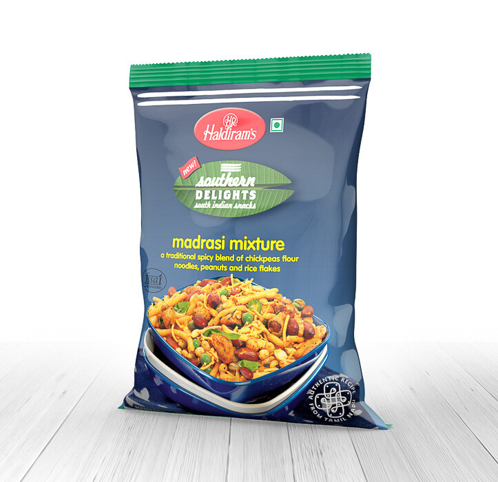 Haldiram Madrasi Mix 10 x 200 g