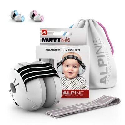 Muffy baby - gehoorbescherming voor baby en peuter