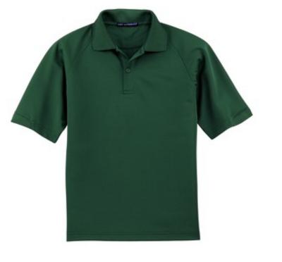 Mens' - Port Authority® Dry Zone® Ottoman Polo. K525