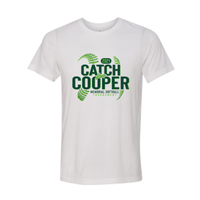 Catch for Cooper Adult Unisex T-shirt
