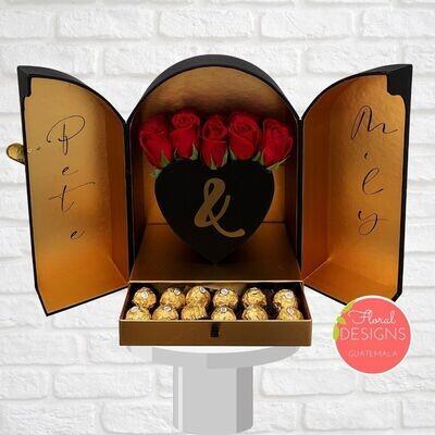 Flower Box Amore Mío