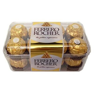 Caja de 16 chocolates Ferrero Rocher
