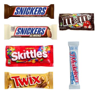 Chocolate en barra variedad