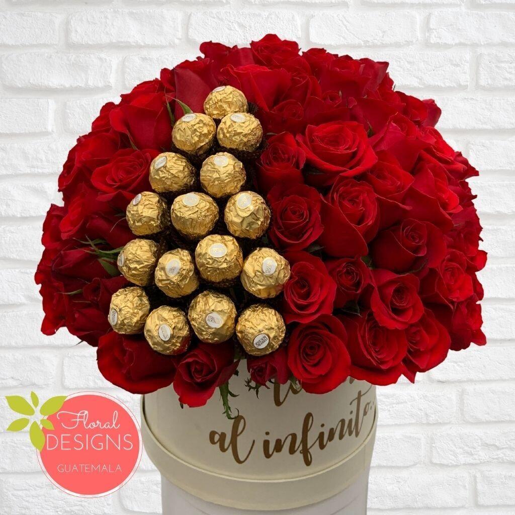 Luxury Box Ferrero
