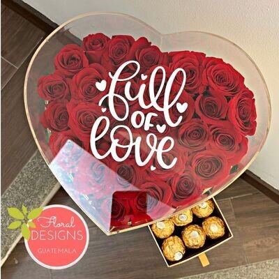 Caja Perfect love