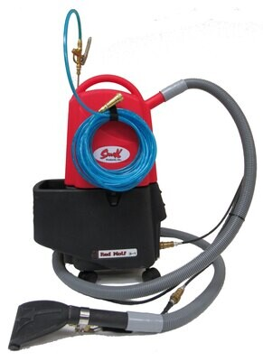Red Wolf 3-1: Disinfect & Sanitize, Pre-Spray and Spotter for Carpet, Upholstery or Auto Detailing