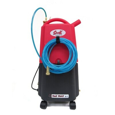 Red Wolf 2-1: Disinfect & Sanitize + Pre-Spray for Carpet, Upholstery or Auto Detailing