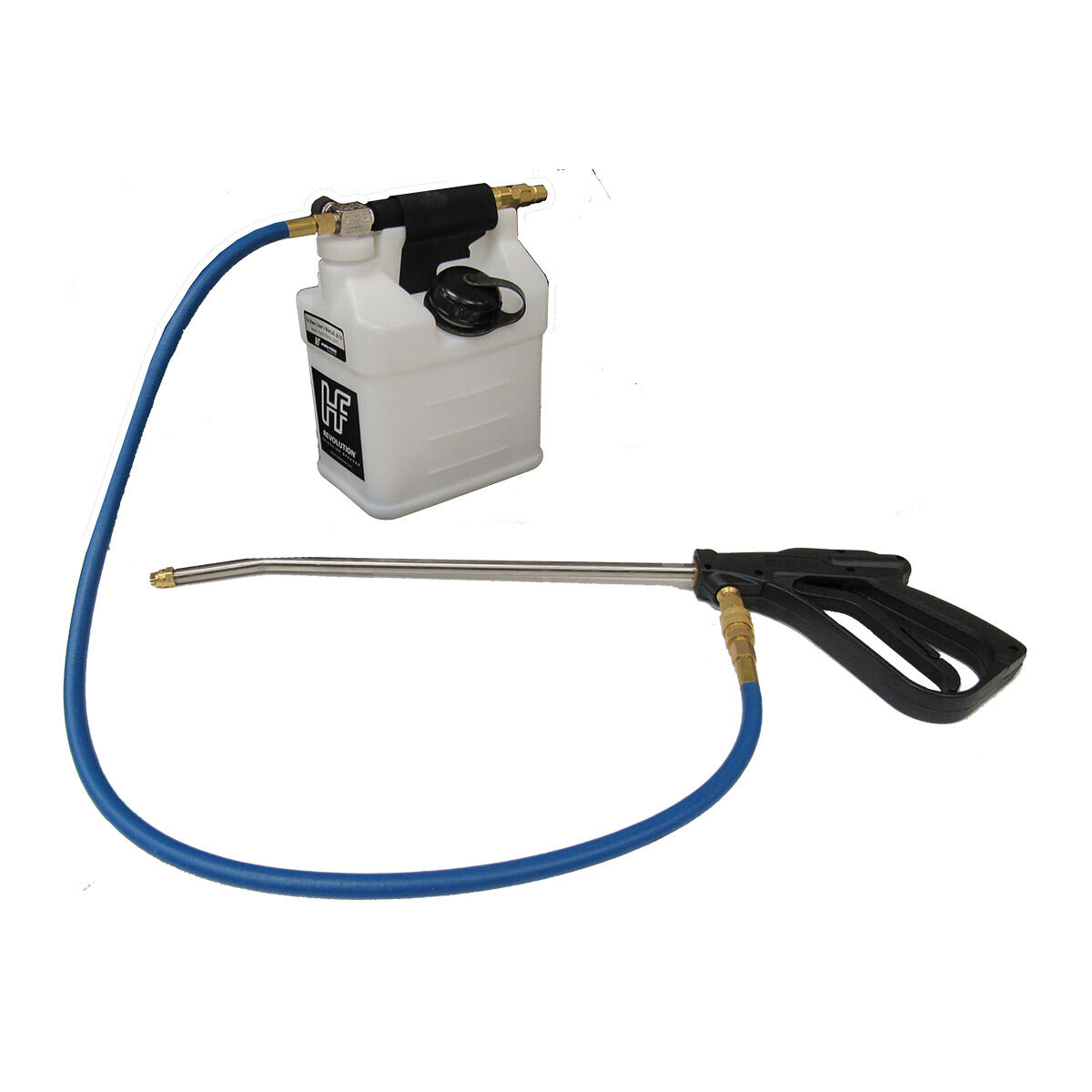 Hydro-Force Injection Sprayer