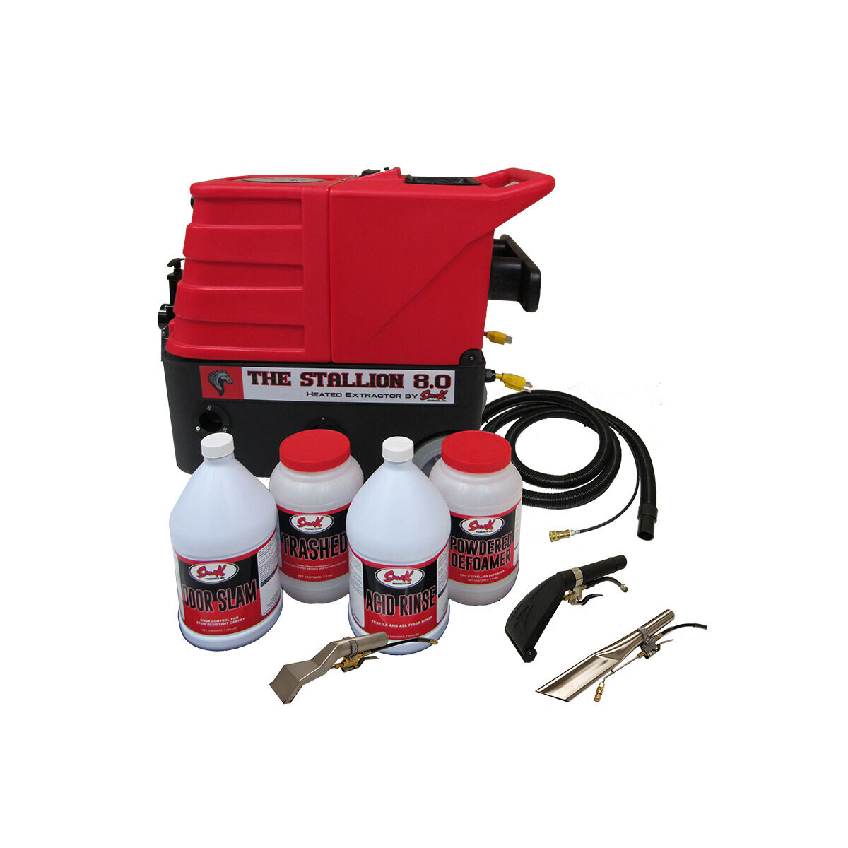 Complete Auto Detail Equipment Package – Stallion 8.0